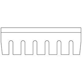 Нож для дробилки BRUKS - Forezienne FERS0966