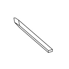 Нож резец для шпона Forezienne FERS270178