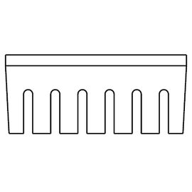 Нож для дробилки BRUKS - Forezienne FERS30013012