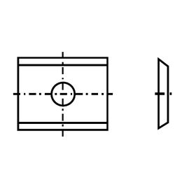 Tigra 14.6х12х1.5 T04F-CR