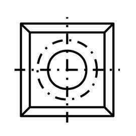 Tigra 14х14х1.7 T08MF
