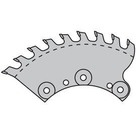 Пильный сегмент для станка Linck VPS D400 Z9 Правый