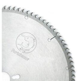 Пила дисковая Forezienne D350 B3.5 b2.5 d30 Z84 для поперечных резов древесины