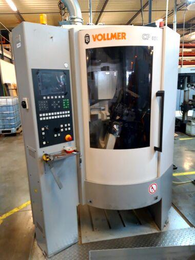 Продаётся БУ заточной станок Vollmer CP-650 2018 г.